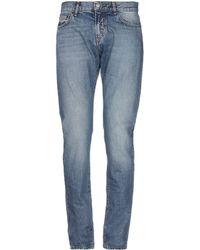 Aspesi Denim Trousers - Blue