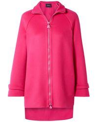 Akris Coat - Pink
