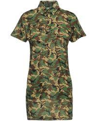 NLST - Short Dress - Lyst
