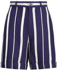 Polo Ralph Lauren Bermuda Shorts - Blue