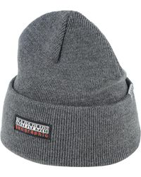 Napapijri Hat - Grey