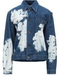 Calvin Klein Denim Outerwear - Blue