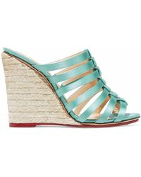 Charlotte Olympia Sandals - Green