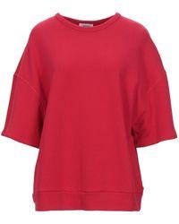 Ottod'Ame Sweat-shirt - Rouge