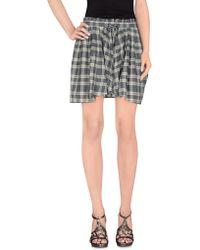 Denim & Supply Ralph Lauren - Mini Skirts - Lyst
