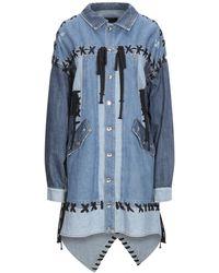 Dolce & Gabbana - Jeansjacke/-mantel - Lyst