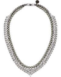 Ellen Conde - Necklace - Lyst