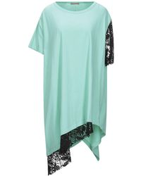 DV ROMA Short Dress - Green