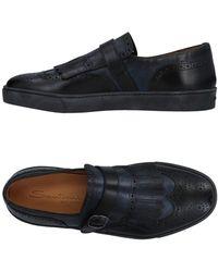 Santoni - Loafers - Lyst