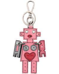 Prada Key Ring - Pink