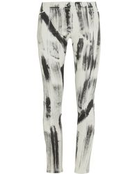 Each x Other Pants - White