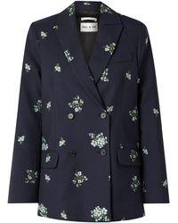 Paul & Joe Suit Jacket - Blue