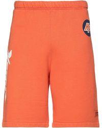 Heron Preston Shorts et bermudas - Orange