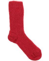 Alexander McQueen - Short Socks - Lyst