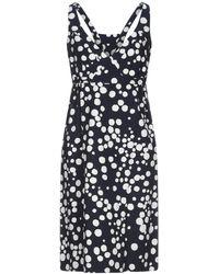Altea Short Dress - Blue