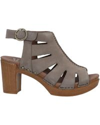 Dansko Sandals - Grey