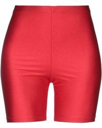 Soallure Leggings - Red