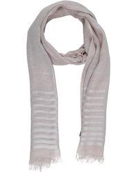 Armani Stole - Pink