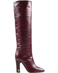 Marc Jacobs Boots - Purple