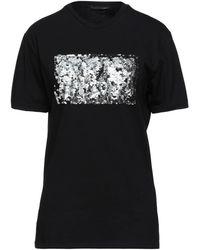 Daniele Alessandrini Camiseta - Negro