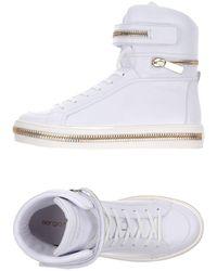 Sergio Rossi Sneakers - White