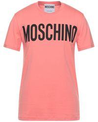 Moschino T-shirt - Rosa