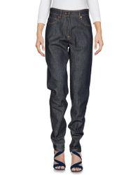Carven Denim Pants - Blue