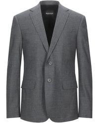 Dirk Bikkembergs Suit Jacket - Grey