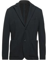 Paolo Pecora Suit Jacket - Black