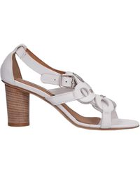 Alberto Fermani Sandals - White