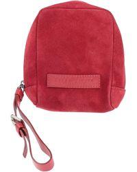 Ralph Lauren Collection Handbag - Red