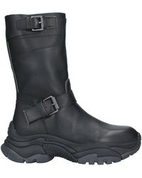 Ash Ankle Boots - Black