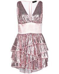 Christian Pellizzari Short Dress - Pink