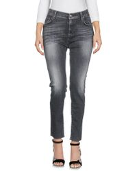7 For All Mankind Pantaloni jeans - Nero