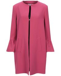 Caractere Overcoat - Pink
