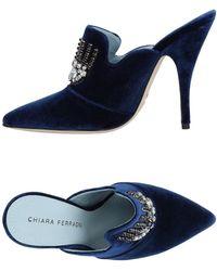 Chiara Ferragni Loafer - Blue