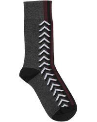 Burberry Socken & Strumpfhosen - Grau