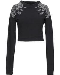 Frankie Morello Sweatshirt - Black