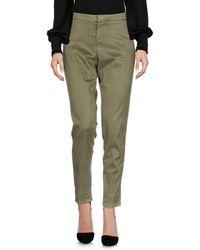 PT Torino Trousers - Green