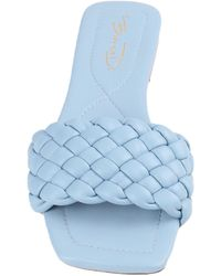 Bianca Di Sandals - Blue