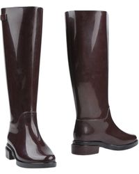 Melissa Boots - Brown