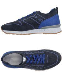 Hogan Rebel Sneakers - Blau
