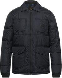 Lee Jeans Down Jacket - Black