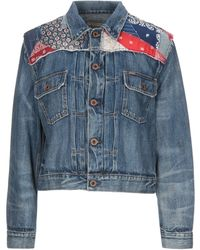 Polo Ralph Lauren Denim Outerwear - Blue
