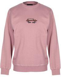 PAS DE MER Sweatshirt - Pink