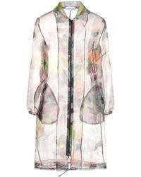 Pianurastudio Overcoat - Multicolor