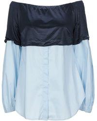 Mariagrazia Panizzi Shirt - Blue