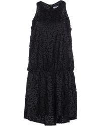 Frankie Morello - Short Dress - Lyst