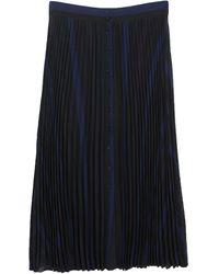Sessun 3/4 Length Skirt - Black