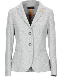 IANUX #THINKCOLORED Blazer - Grey